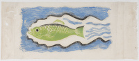 Paintings by the artist Edward Bawden